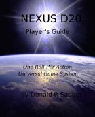 Nexus D20 Player's Guide