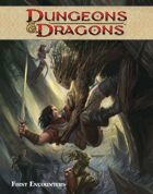 Dungeons & Dragons Volume 2: First Encounters