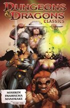 Dungeons & Dragons: Classics Vol. 4