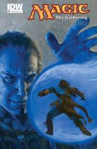Magic: The Gathering: The Spell Thief #1
