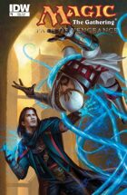 Magic: The Gathering: Path of Vengeance #1