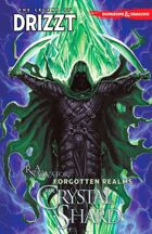 Dungeons & Dragons: The Legend of Drizzt, Vol. 4: The Crystal Shard
