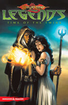 Dragonlance Legends: Time of the Twins