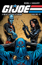 G.I. Joe: A Real American Hero Volume 16