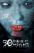 30 Days of Night: Return to Barrow Trade