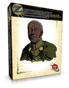 ZEITGEIST: The Gears of Revolution NPC Cards - Act I