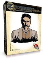 ZEITGEIST: The Gears of Revolution NPC Cards - Acts II & III