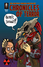 Chronicles of Terror Issue 6