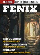 Fenix English Edition 6, 2016