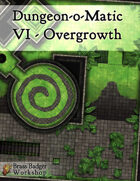 Dungeon-o-Matic VI - Overgrowth