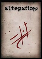 Alteration Spell Cards