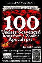 100 Useless Scavenged Items from a Zombie Apocalypse