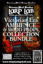 Victorian Era Ambience & Mood Props Collection Bundle [BUNDLE]