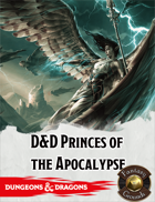 Fantasy Grounds: D&D Princes of the Apocalypse
