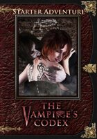 The Vampire's Codex Starter Adventure