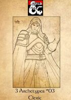 3 Archetypes #03 - Cleric