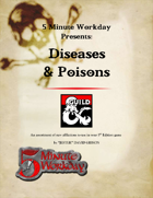 5MWD Presents: Diseases & Poisons