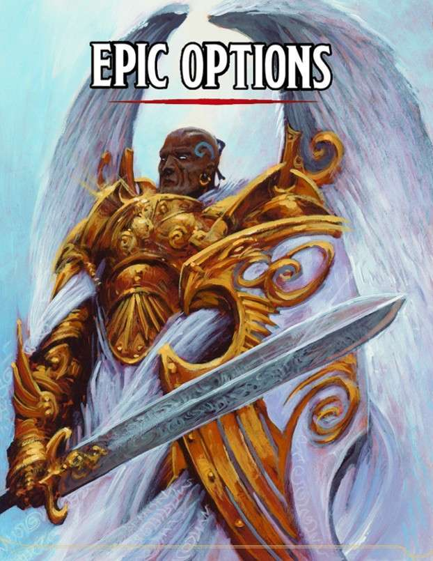 Epic Options - Dungeon Masters Guild | Dungeon Masters Guild