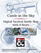 Digital Map: Castle in the Sky