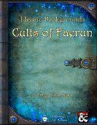Heroic Backgrounds: Cults of Faerun