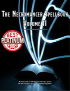 The Necromancer Spellbook Vol II (5e)