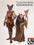 Races of Lost Amman : Grimalkin