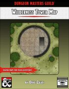 Wilderness Tower Map