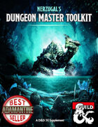 Nerzugal's Dungeon Master Toolkit