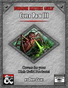 Cover Pack III: Covers for your DMs Guild Products