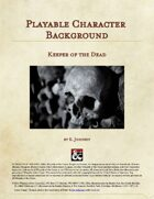Background - Keeper of the Dead