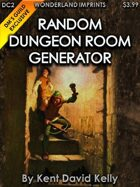 Random Dungeon Room Generator