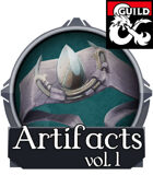 Artifacts Vol. 1