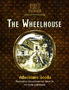 Adventure Seeds: The Wheelhouse Prison