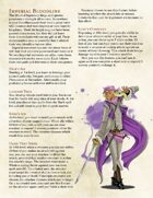 Imperial Bloodline Sorcerer, a 5e Dungeons and Dragons Archetype