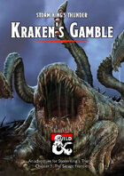 Kraken's Gamble - a Storm King's Thunder Adventure