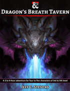 Dragon's Breath Tavern - Adventure