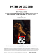 Paths of Legend