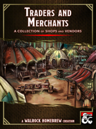 Traders & Merchants