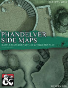 Lost Mine of Phandelver Side Maps