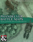 Lost Mine of Phandelver Battle Maps