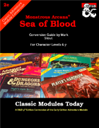 Classic Modules Today: Sea of Blood (5e)