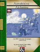 99 Cent Adventures - Aarakocra Alchemy - Addon Adventure