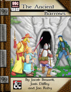 99 Cent Adventures - Perilous Place - The Ancient Barrows