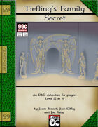 99 Cent Adventures - The Tiefling's Family Secret - Addon Adventure