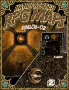 DDAL06-02 Epic Map pack for The Redemption of Kelvan
