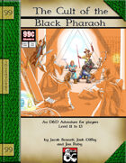 99 Cent Adventures - The Cult of the Black Pharaoh - Addon Adventure