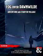 Fog Over Blackpool - A Level 1 Adventure & Starter Village