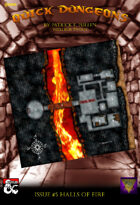 Quick Dungeons 5: Halls of Fire