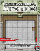 Digital Map Pack: DDAL 07-01 A City on the Edge