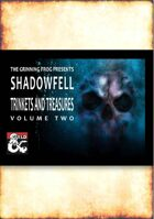 100 Shadowfell Trinkets and Pocket Finds Vol-02